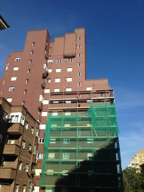 Rehabilitación de edificios en Santander Torrelavega.