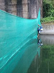 instalacion de redes de proteccion anti aves palomas estorninos