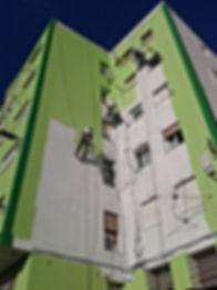 trabajos en alturas en santander torrelavega, mantenimiento, rehabilitación y restauración de edificios