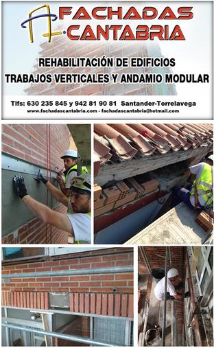 Rehabilitación de edificios en Torrelavega-Santander