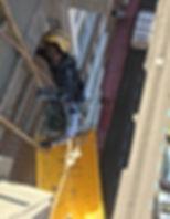 reforma de cornisas y techos, albañíles  y pintores en altura torrelavega y santander