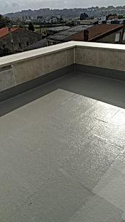 impermeabilización de terrazas Santander