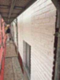 imprimación anti hongos, problemas de condensación en viviendas de torrelavega, aislamiento térmico de fachadas, limpieza y desinfección