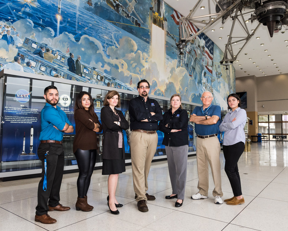 NASA Community College Aerospace Scholars (NCAS) Staff Photo