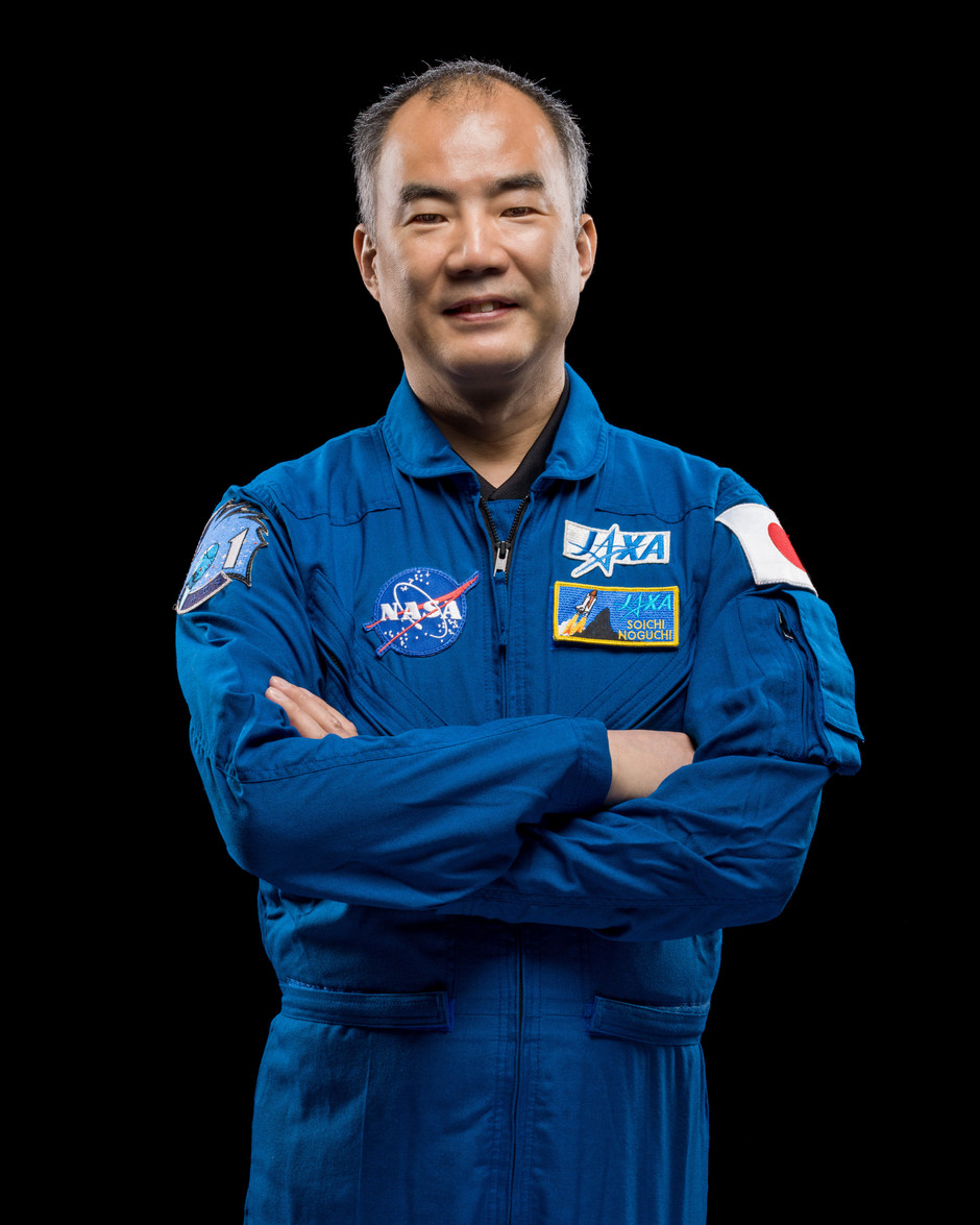 JAXA (Japan Aerospace Exploration Agency) astronaut and SpaceX Crew-1 Mission Specialist Soichi Noguchi will also be a Flight Engineer for Expedition 64.