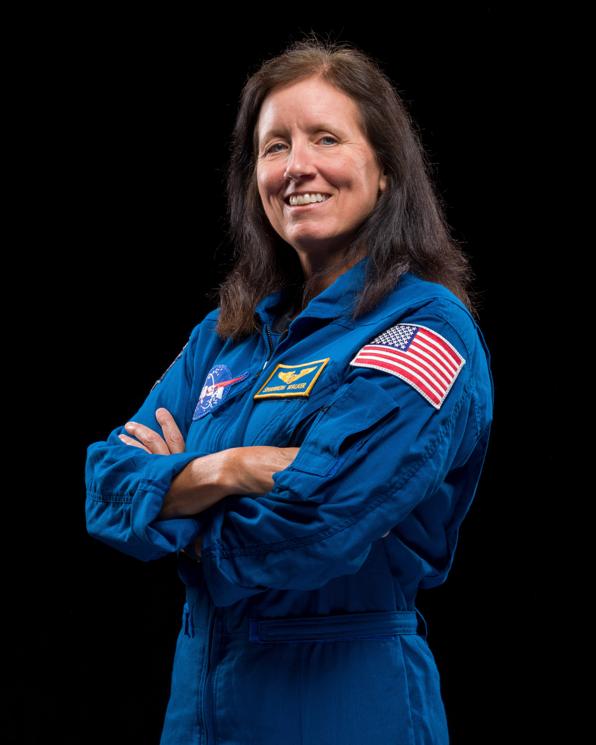 NASA astronaut and SpaceX Crew-1 Mission Specialist Shannon Walker will also be a Flight Engineer for Expedition 64.