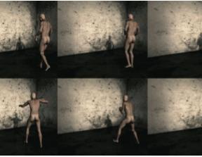 Untitled, 2012 Video 1'30''