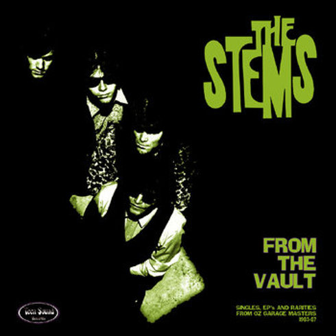 """THE STEMS """"From The Vault"""" LP"""