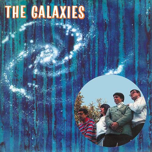 """THE GALAXIES """"Hey!"""" 10"""""""