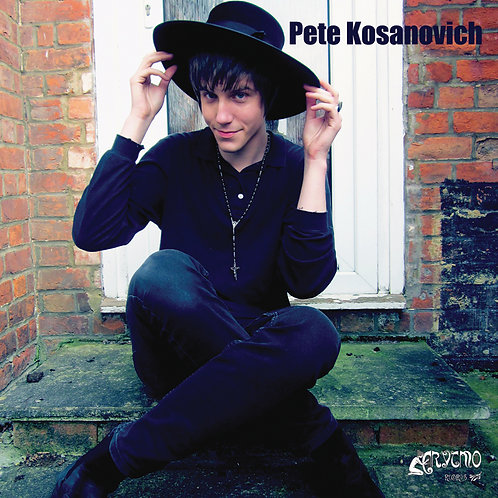 PETE KOSANOVICH s/t LP