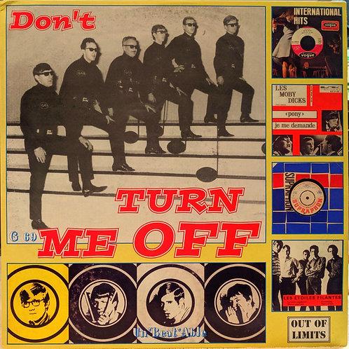 Various–Don't Turn Me Off LP
