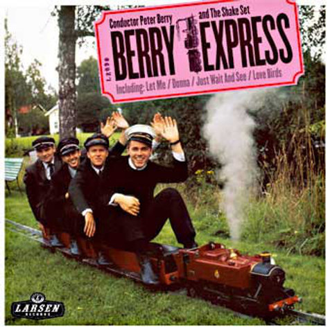 Peter Berry And The Shake Set–Berry Express