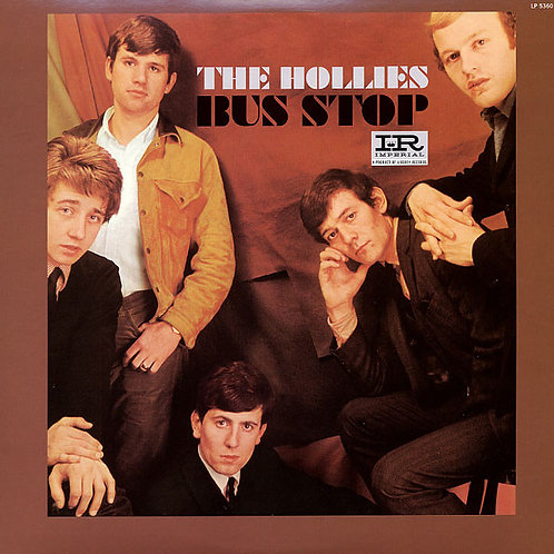 "THE HOLLIES ""Bus Stop"" Sundazed LP"