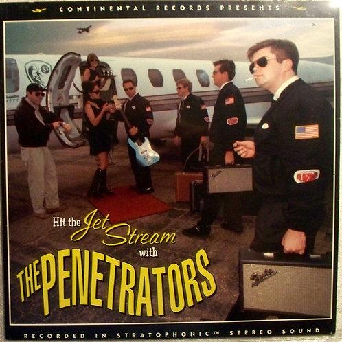 The Penetrators –Hit The Jet Stream With The Penetrators 45