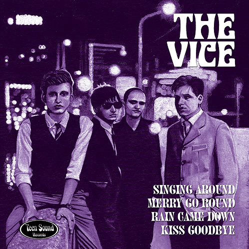 "THE VICE ""Singing Around"" 7"" EP"