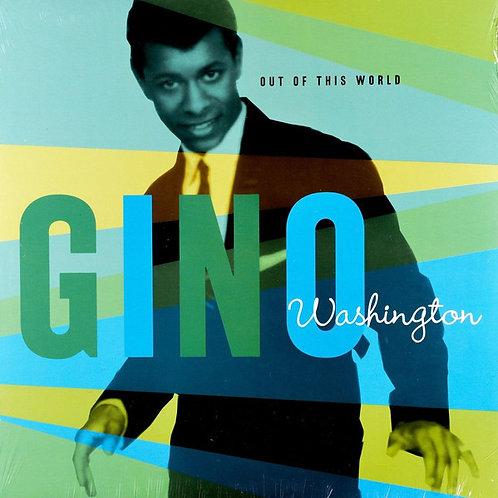 """GINO WASHINGTON """"Out OfThis World"""" Norton LP"""