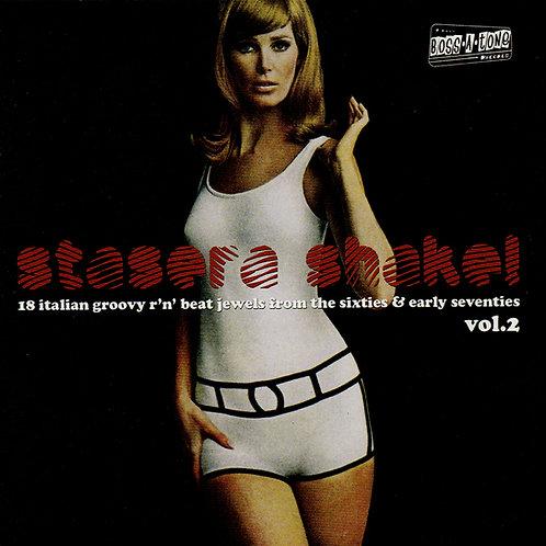 """V/A """"Stasera Shake!"""" Vol. 2"""