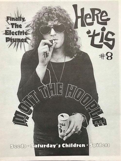HERE 'TIS Magazine #8