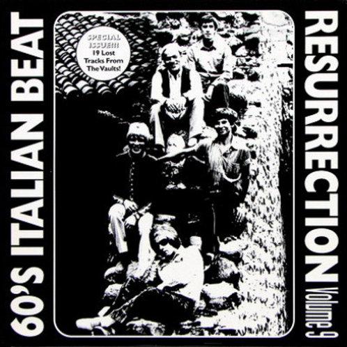 Various–60's Italian Beat Resurrection Volume 9 LP