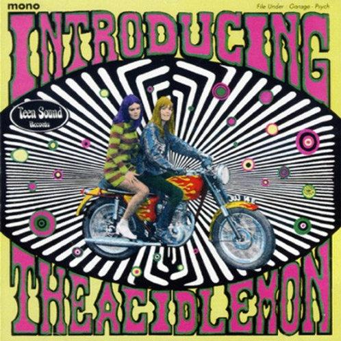 The Acid Lemon–Introducing CD ( Teen Sound)