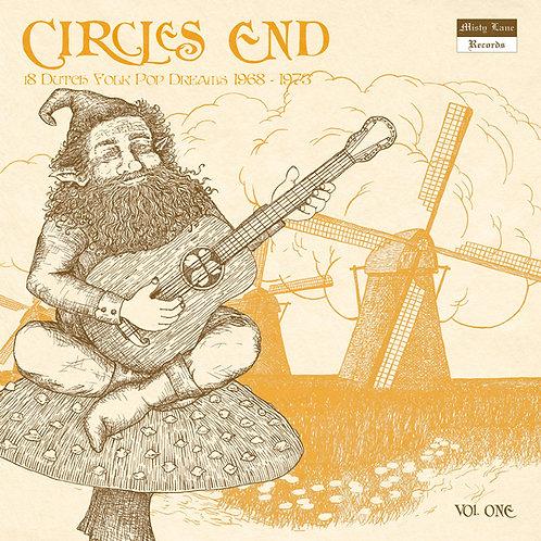 """V/A """"Circles End"""" Vol. 1 LP"""