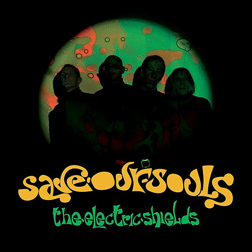 """THE ELECTRIC SHIELDS """"Save Our Soul"""" CD"""