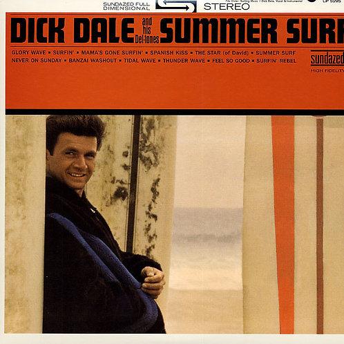 "DICK DALE ""Summer Surf"" Sundazed LP"