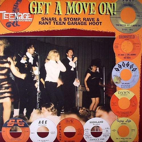 "V/A ""Get A Move One!"" (Teenage Shutdown/Crypt) LP"