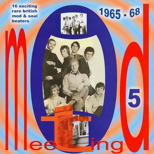 """V/A """"Mod Meeting"""" vol. 5 LP"""