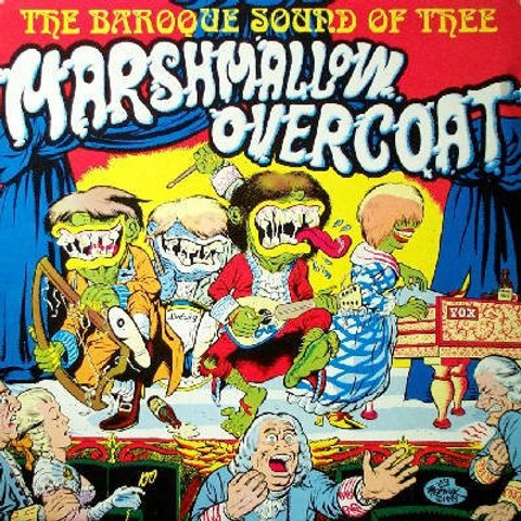 Thee Marshmallow Overcoat–The Baroque Sound Of Thee Marshmallow Overcoat LP