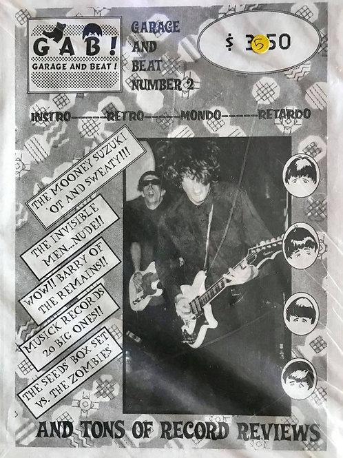 GARAGE & BEAT Fanzine # 2