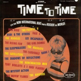 """Various– """"Time To Time"""" LP"""