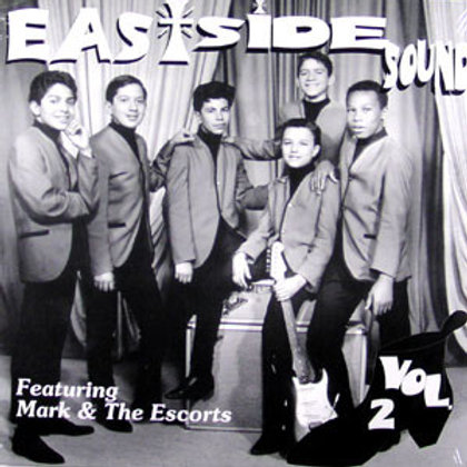 Various–East Side Sound Vol. 2 LP