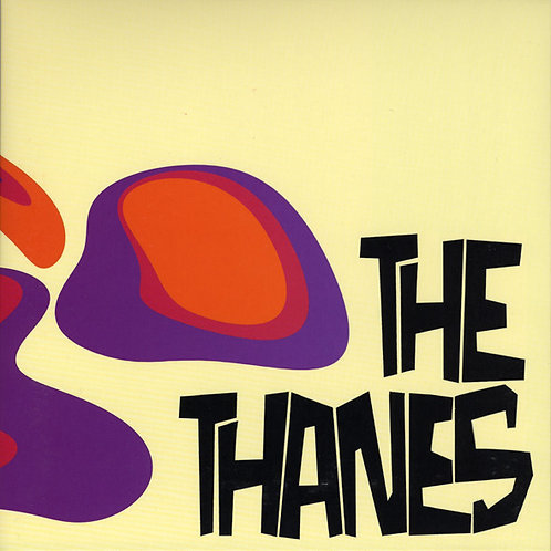 The Thanes–Dishin' The Dirt 45