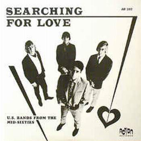 Various–Searching For Love LP