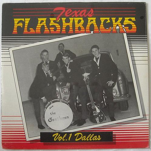 Various–Texas Flashbacks Vol. 1 Dallas LP