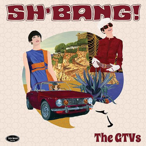 """GTVs """"Sh'Bang!"""" LP"""