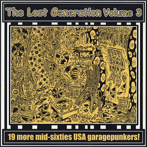 Various–The Lost Generation Volume 3 LP
