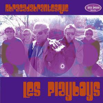 """Les PLAYBOYS """"Abracadantesque"""" (Teen Sound"""" CD"""