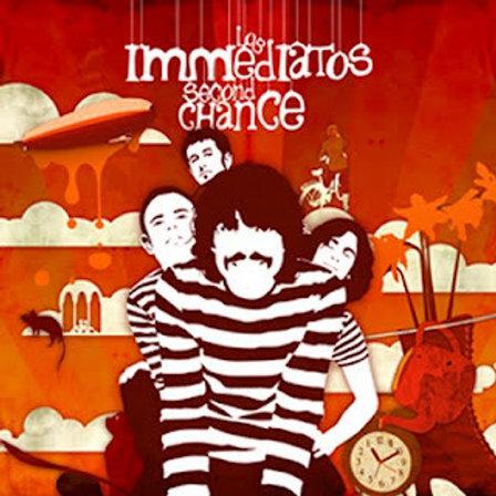 "LOS IMMEDIATOS ""Second Chance"" (Teen Sound) CD"