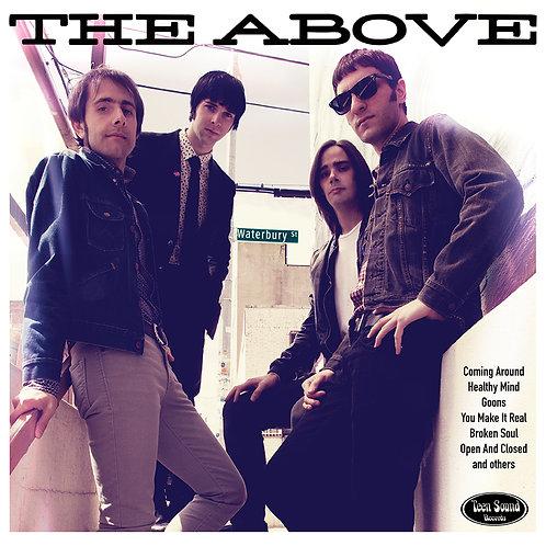 """THE ABOVE """"Waterbury Street"""" LP"""