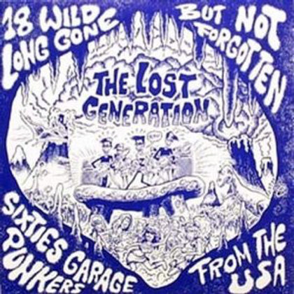 Various–The Lost Generation LP