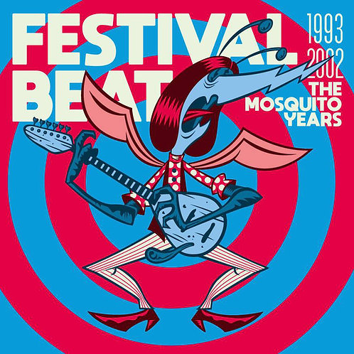 Various–Festival Beat - 1993-2002 - The Mosquito Years LP