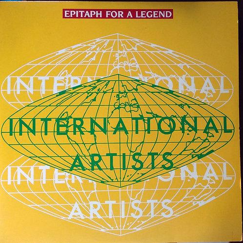 Various–Epitaph For A Legend 2 x LP