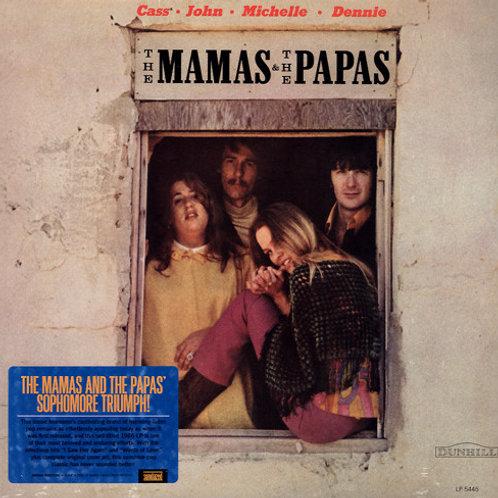 MAMAS and the PAPAS - Sundazed LP