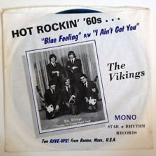 The Vikings –Blue Feeling 45