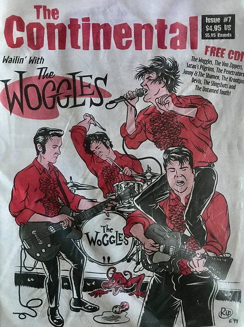 THE CONTINENTAL Woggles Special