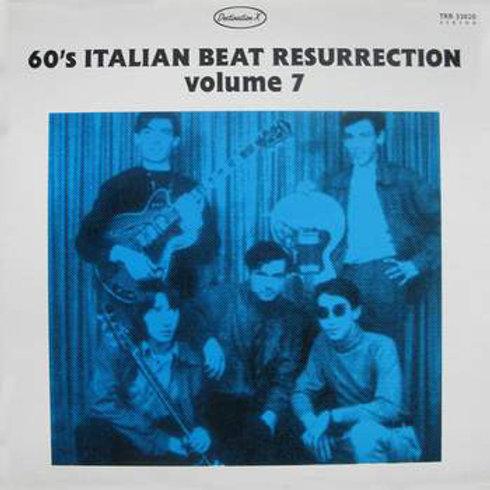 Various–60's Italian Beat Resurrection! Volume 7 LP