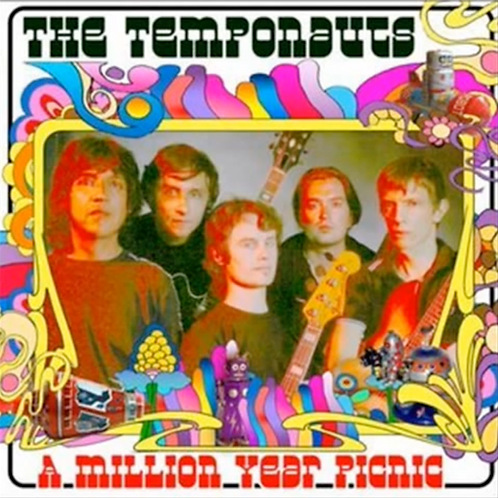 The Temponauts–A Million Year Picnic CD