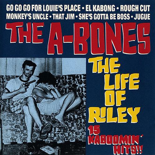 "THE A-BONES ""The Life Of Ryley"" Norton LP"